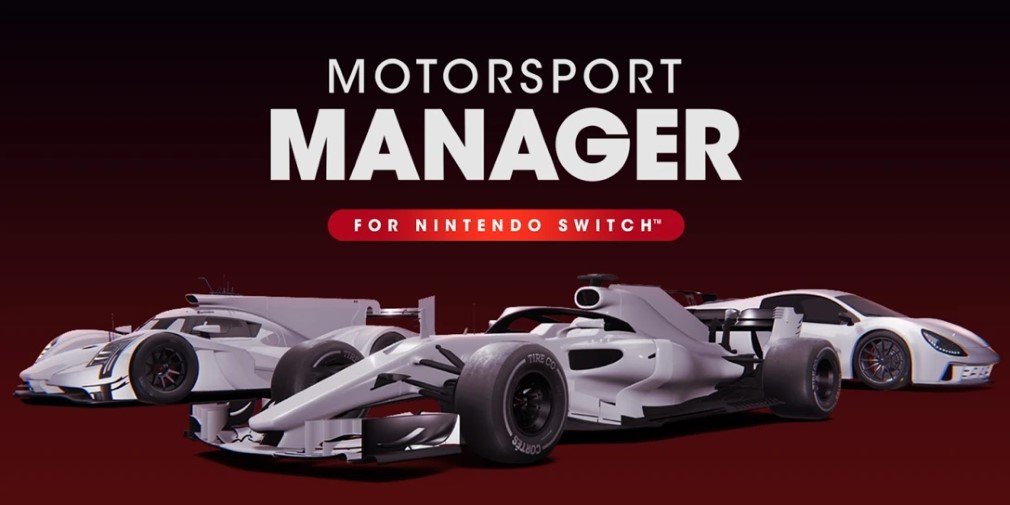 Motorsport Manager racing its way to Switch on March 14th
