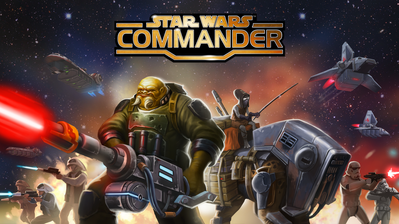 Star Wars: Commander gets new planet and units straight out of The Force Awakens