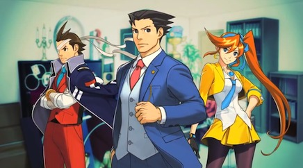 Phoenix Wright returns as Ace Attorney: Dual Destinies is now available on the 3DS eShop