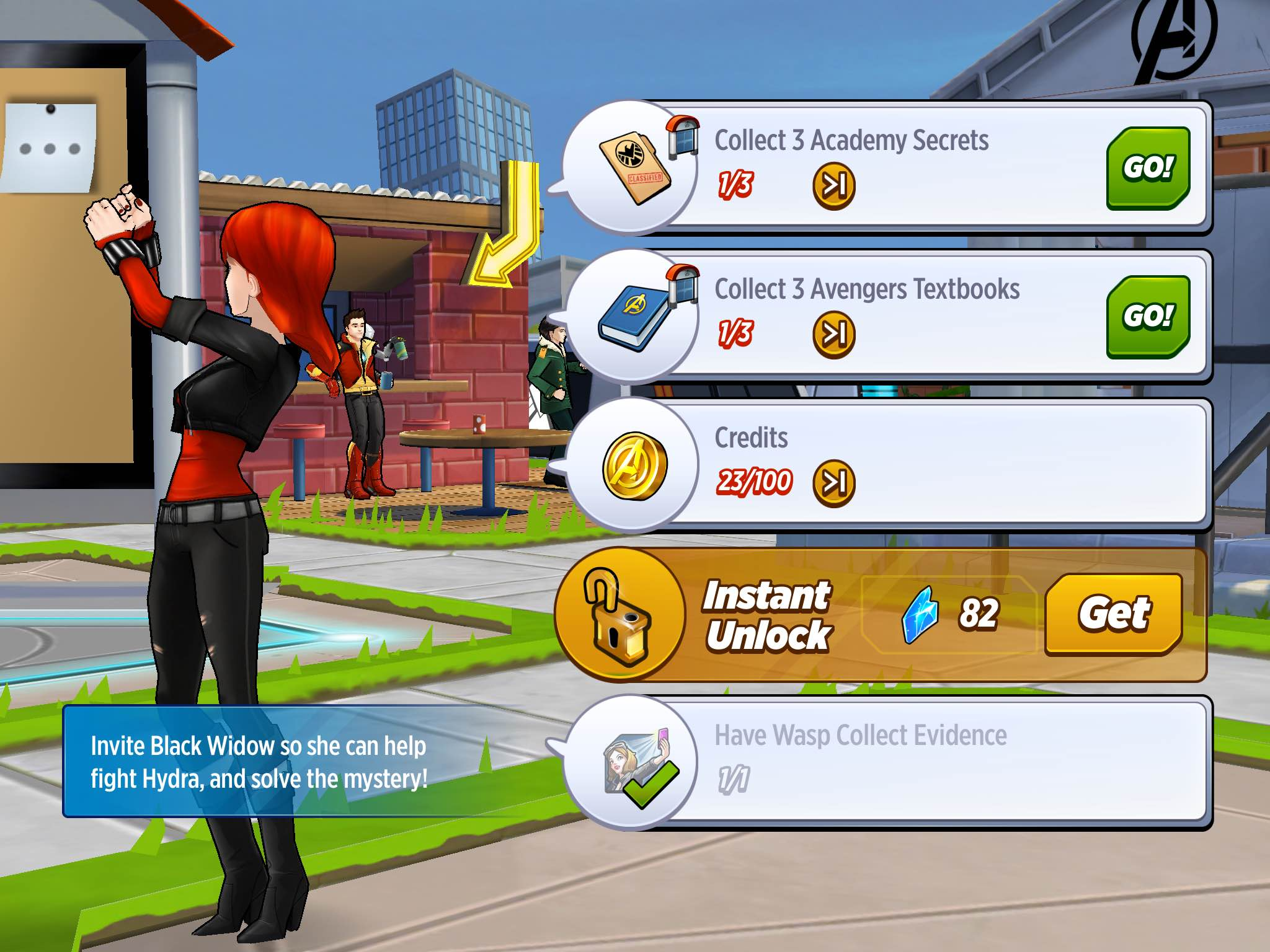 Marvel Avengers Academy - Free to play at its very worst