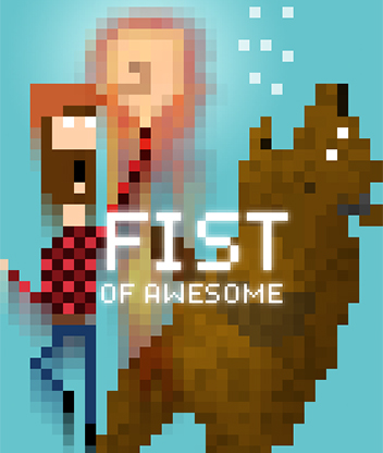 Hands-on with pixel-art bear puncher Fist of Awesome