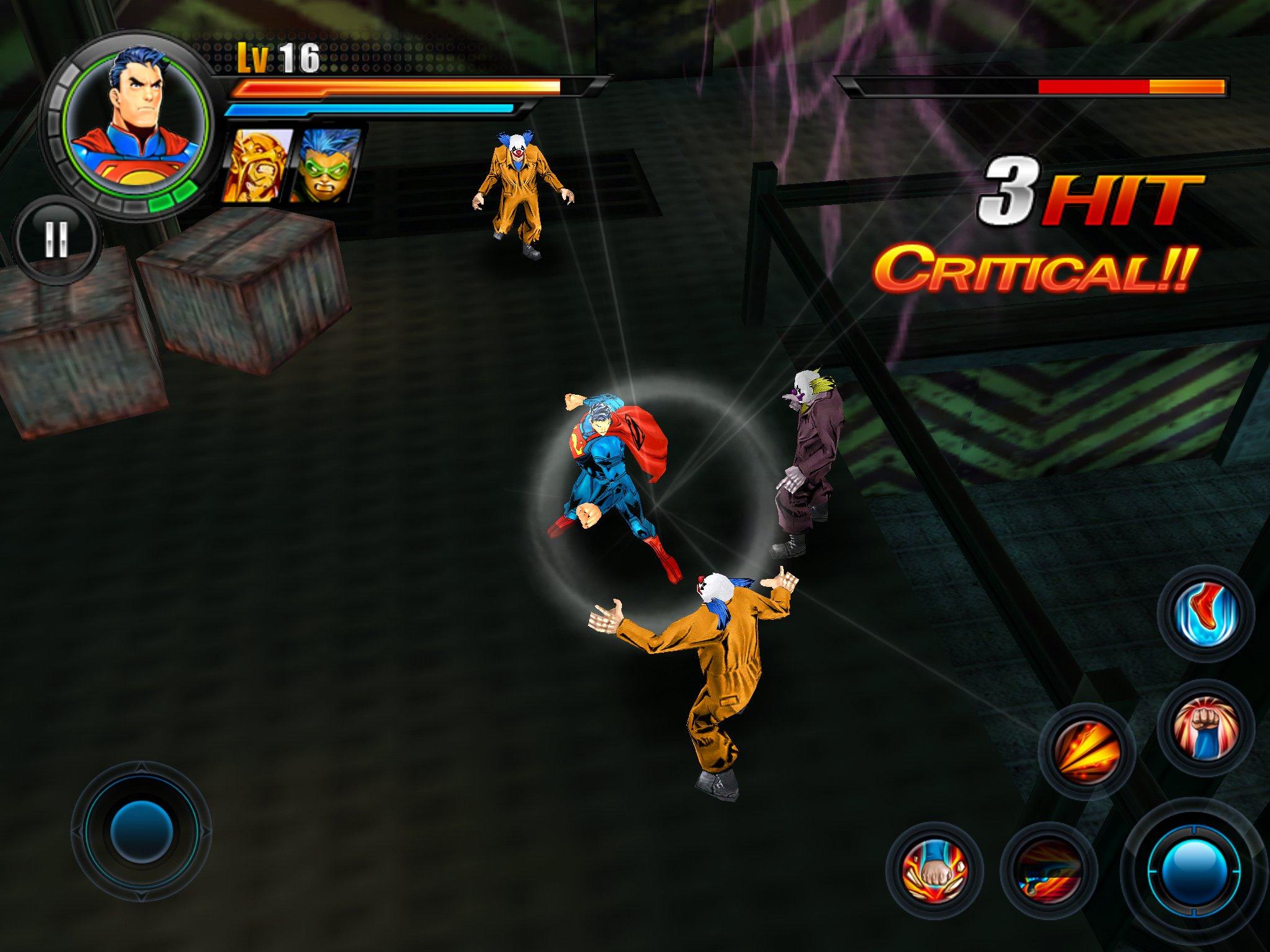 Justice League: Earth's Final Defense