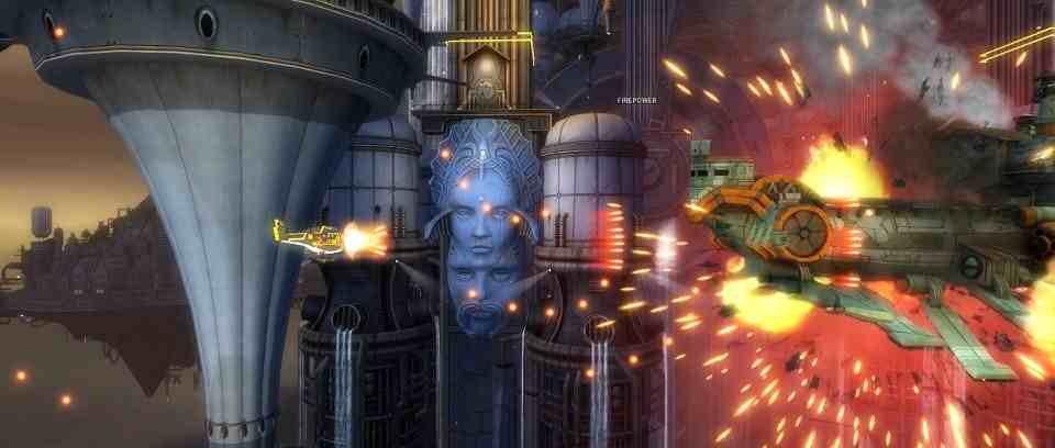 XBLA shooter Sine Mora set to blast onto Sony's PS Vita