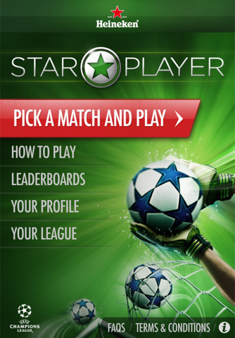 AR game Heineken Star Player makes its debut on the App Store, lets you play along with football matches