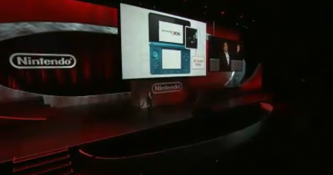 E3 2010: Nintendo unveils the 3DS for 3D gaming, movies, and photos