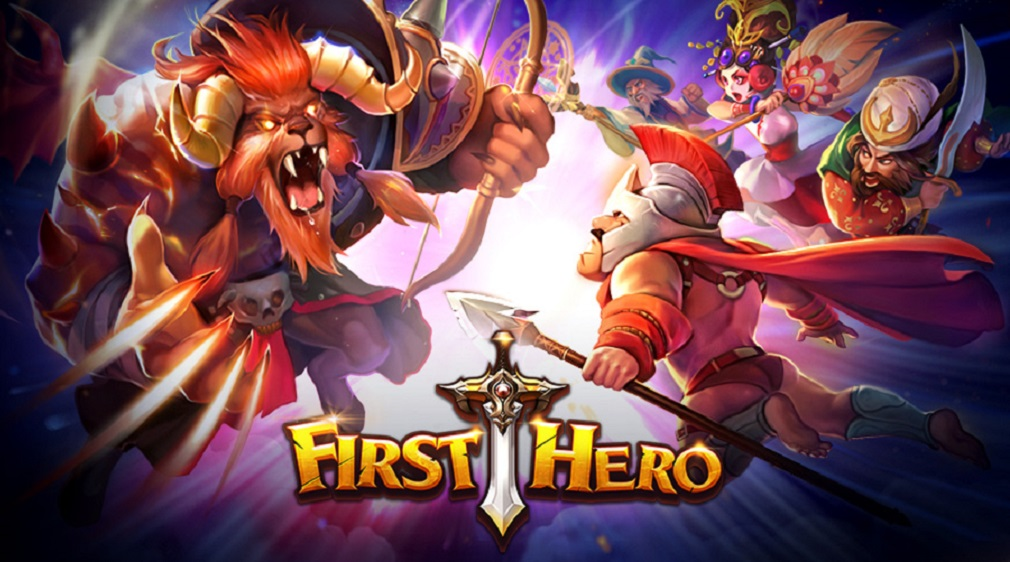 Webzen's new RTS game First Hero is now available for iOS and Android