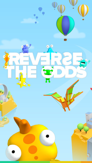 Contribute to cancer research by playing cute free puzzler Reverse The Odds