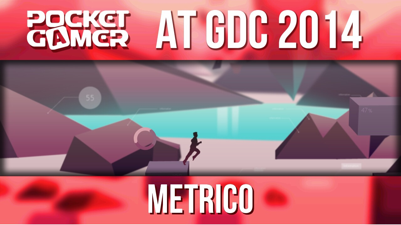 GDC 2014: Digital Dreams shows us infographical Vita puzzler Metrico