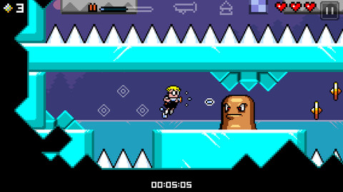 The three-game Mutant Mudds collection releases on Nintendo Switch on December 14th