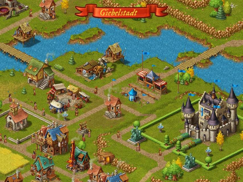 MWC 2012: First look at city-building game Townsmen for Android and iOS