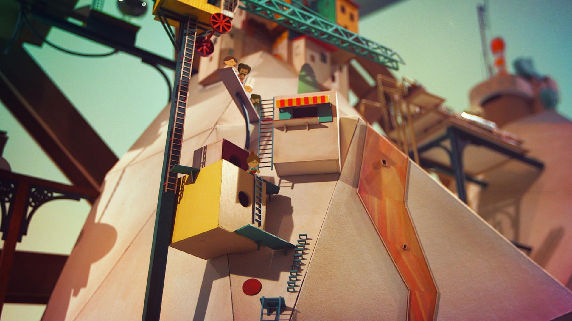Out now: BAFTA award-winning Lumino City makes its long awaited iOS debut