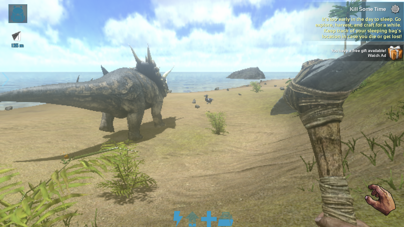 ARK: Survival Evolved review - Is it more Jurassic World or