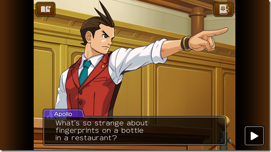 [Update] Fire up the court room, you can now grab Apollo Justice Ace Attorney on Android