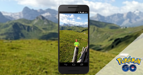Pokemon GO announces AR photo contest, running from October 11th to October 25th
