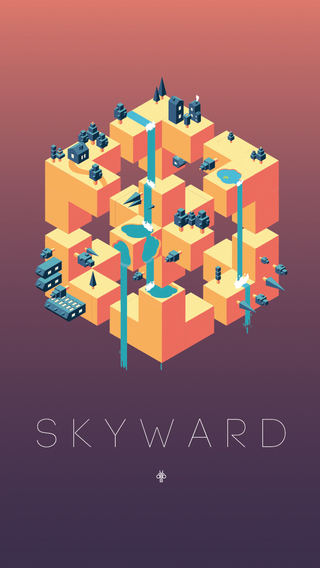 Out at midnight: Skyward proves that climbing up Escher-style labyrinths is tricky stuff