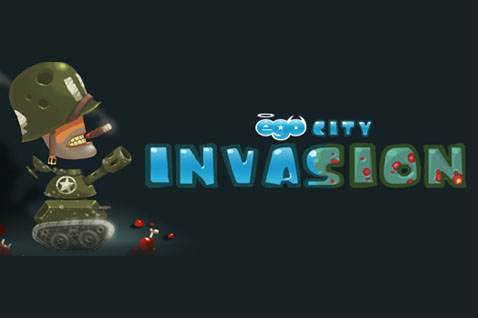 EGO City Invasion coming to defend the iPhone