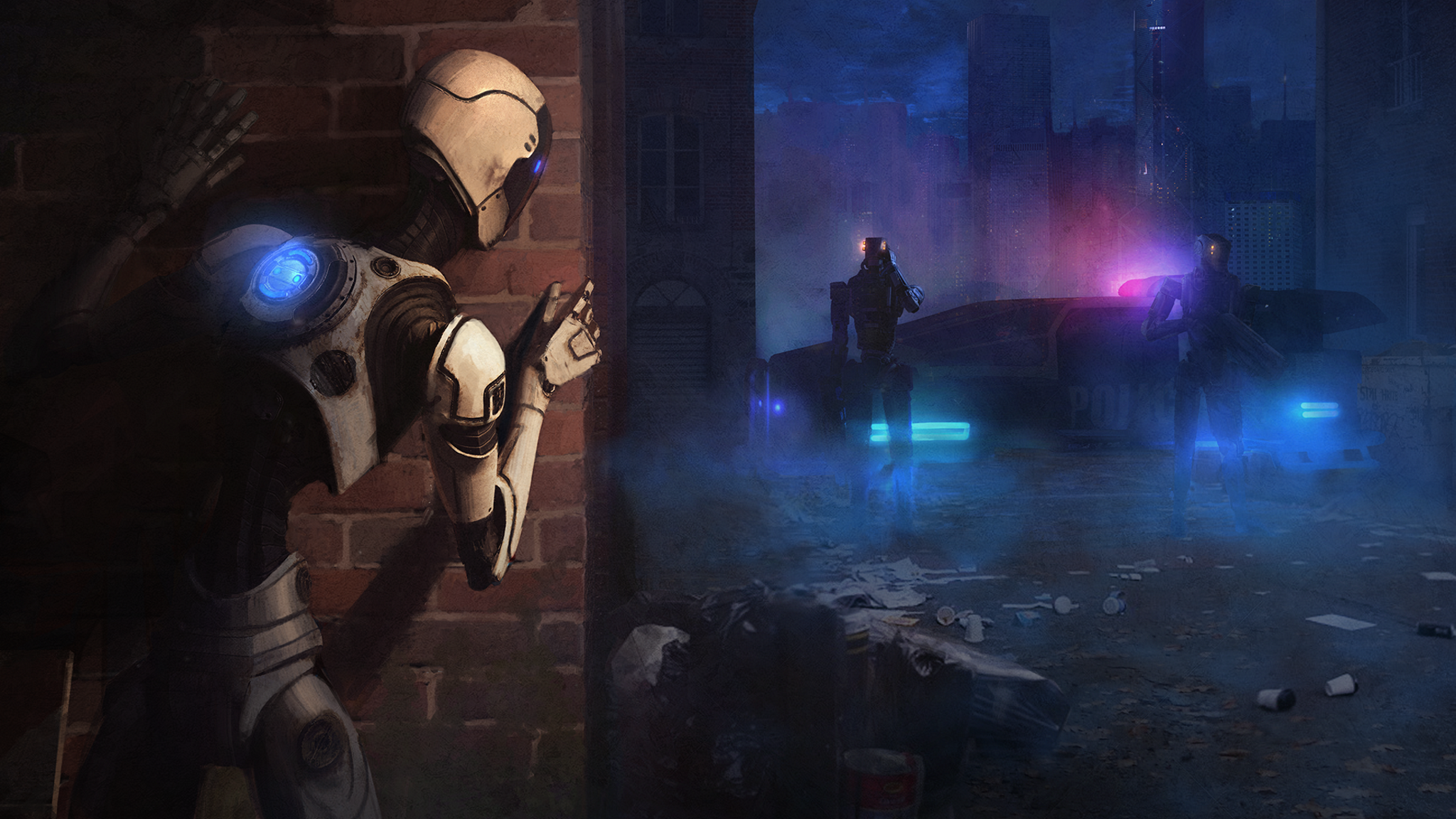 Interview: post-apocalyptic robot adventure The Uncertain rises on NVIDIA SHIELD