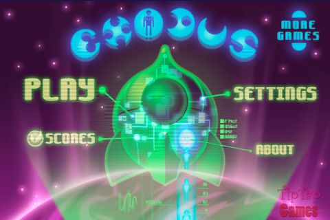 Space shooter Exodus making the escape on iPhone