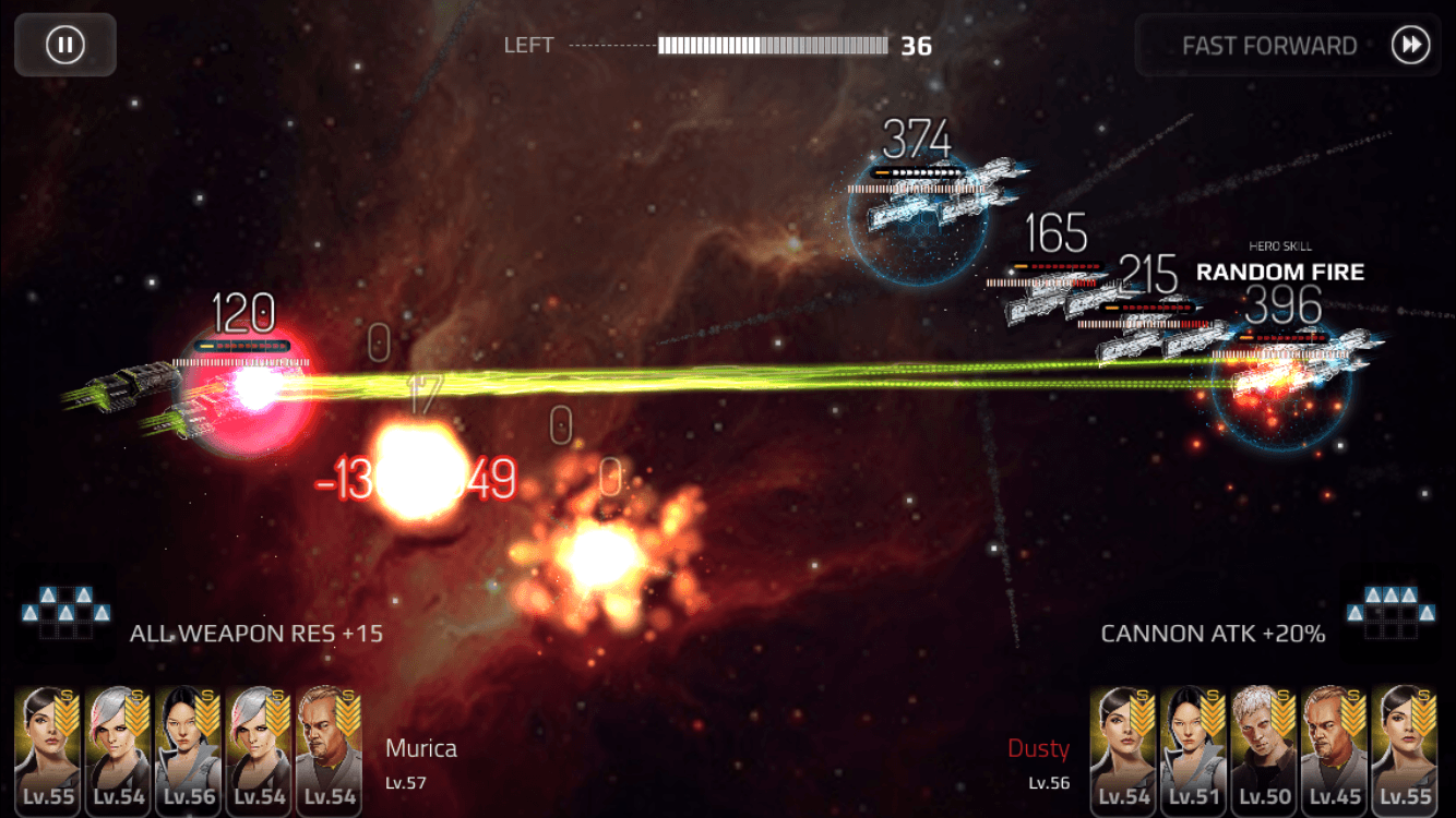 AstroNest brings an unprecedented level of complexity to mobile gaming