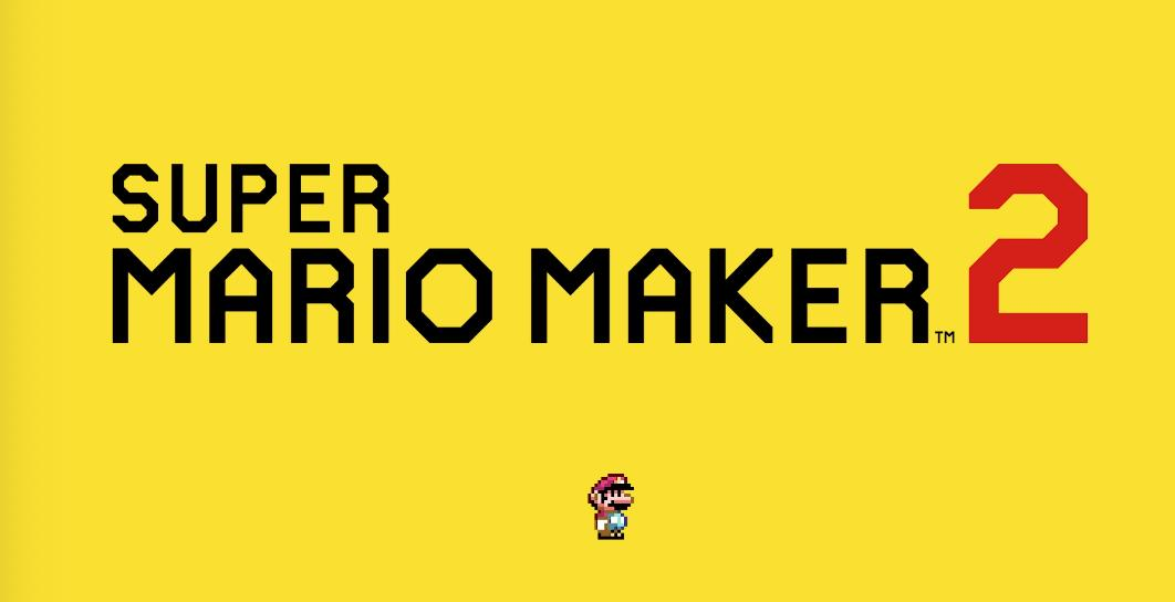 Super Mario Maker is getting a Switch sequel in June 2019