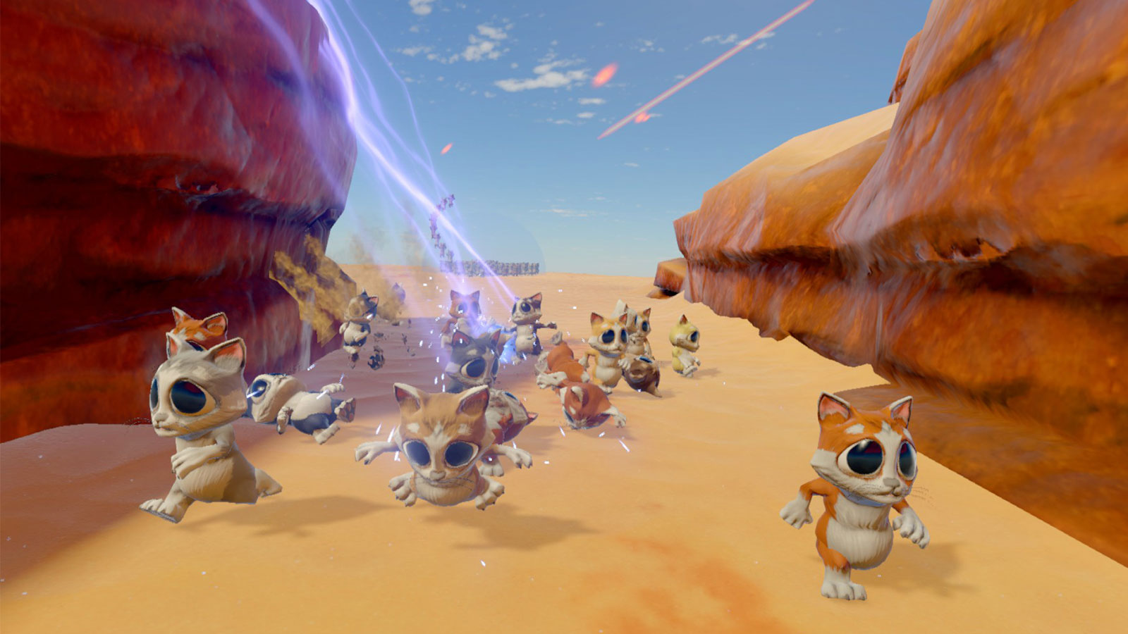 Hands on with kittie-killing VR game Kittypocalypse