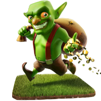 Goblin - soldier stats and troop tactics in Clash of Clans