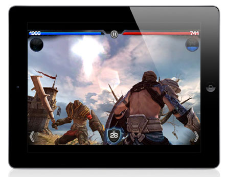 Top 10 best games to show off your iPad 2