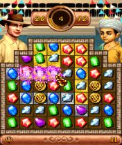 Embark on a sparkling adventure with Jewel Quest Deluxe