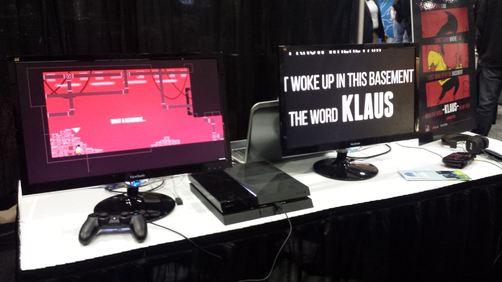 GDC Next 2014: Hands-on with Klaus, a twisted new platformer headed to PS Vita