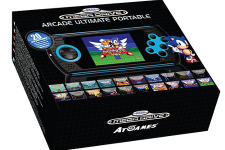 Sega Mega Drive Arcade Ultimate Portable