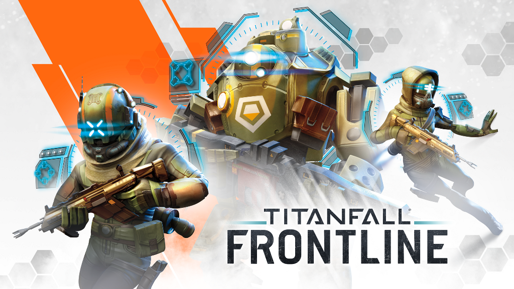 Nexon announces Titanfall: Frontline, a strategy card game coming this autumn to iOS and Android