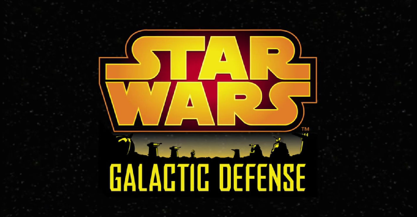Star Wars: Galactic Defense for iOS and Android isn't too far, far away