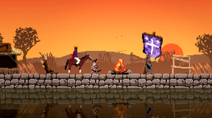 Kickstart this: Kingdom is an elegant exploration and strategy game for iOS and Android