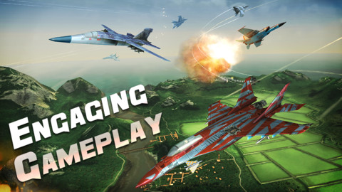 IGN's Free Game of the Month is the Silver Award-winning Sky Gamblers: Cold War on iOS
