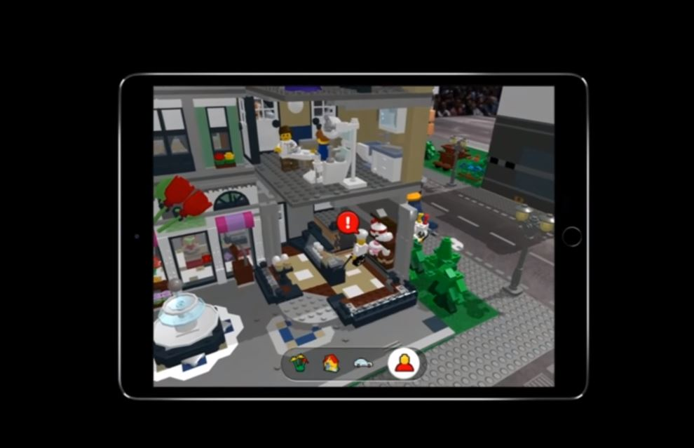 ARKit 2 opens up a new world of possibilities in LEGO's AR app