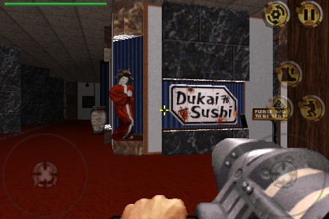 Duke Nukem 3D available free on iPhone and iPad