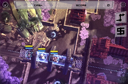 Hands-on with reverse tower defence title Anomaly Korea