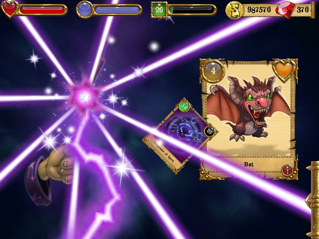 Appy's award nominated iOS freemium game Spellcraft: School of Magic gets updated with better healing and new gold plant