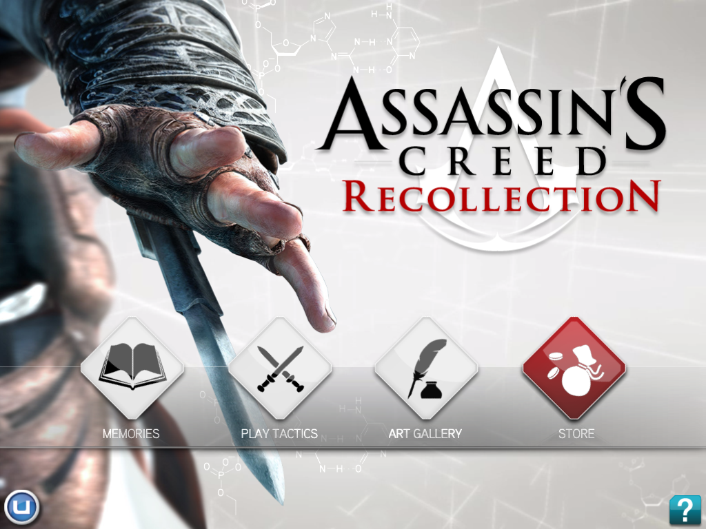 Hands-on with Assassin's Creed Recollection on iPad
