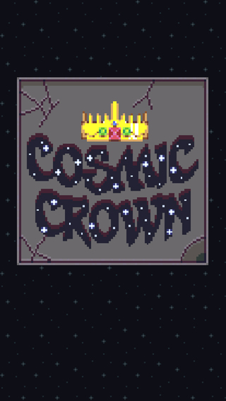 Cosmic Crown is a challenging turn-based puzzle roguelike that evokes Hoplite