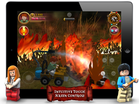 Lego Harry Potter: Years 5-7 hitting the App Store tomorrow