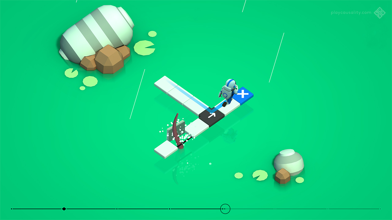 Causality review - A challenging puzzler with clever mechanics