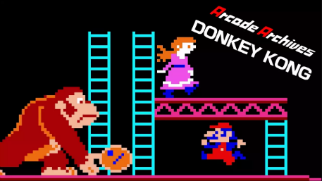 Donkey Kong and Sky Skipper join the Arcade Archives lineup
