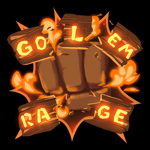 The stylish side-scrolling beat 'em up, Golem Rage, finally has an iOS and Android release date