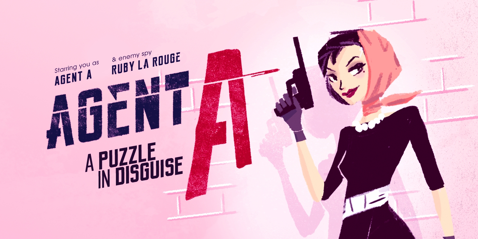 Agent A looks like an intriguing spy-themed take on The Room