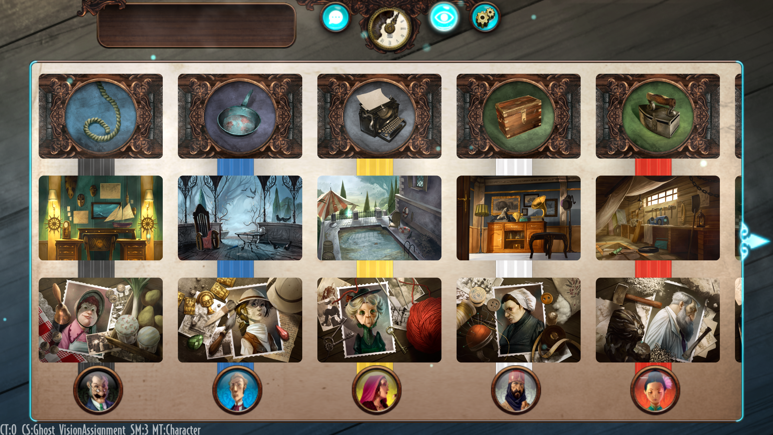 [Update] The digital adaption of the award-winning boardgame Mysterium is out now