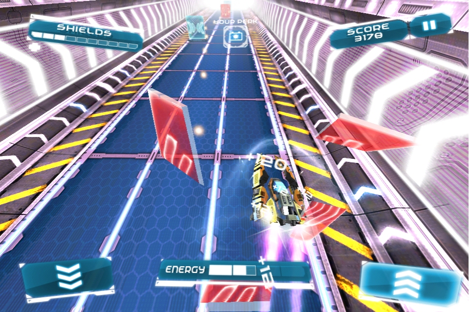 SGN's F-Zero-esque Ion Racer accelerating onto iOS on March 29th