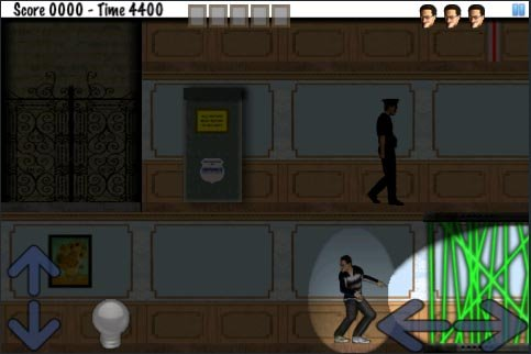 Hitchcockian suspense and intrigue coming to iPhone in Art Thief