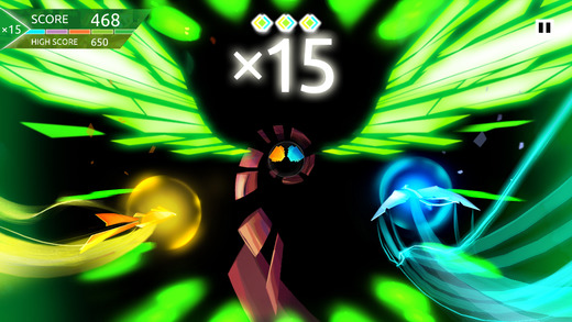 Swim like a fish and glide like a bird in Entwined Challenge, now on iOS and Android