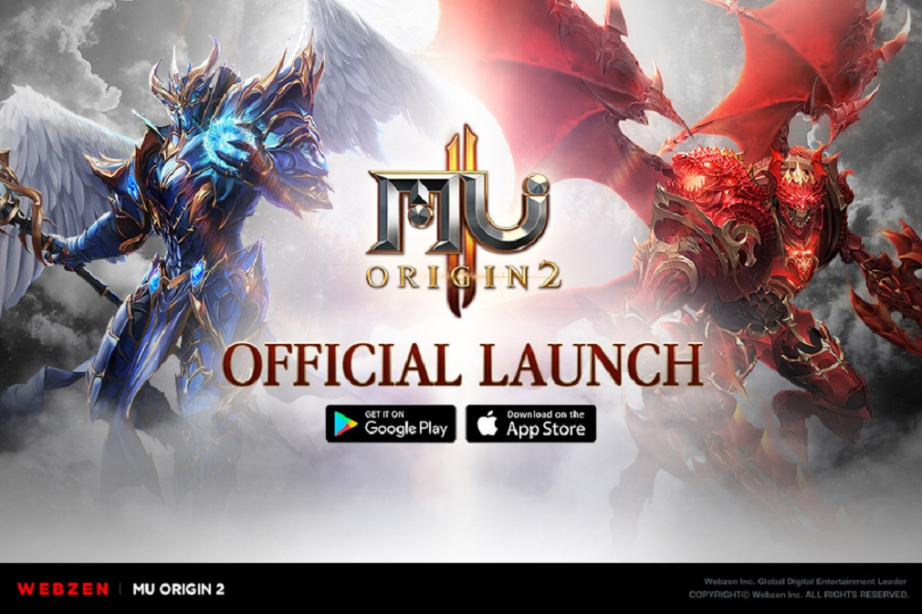 Return to the classic MU online MMORPG world as MU Origin 2 launches today
